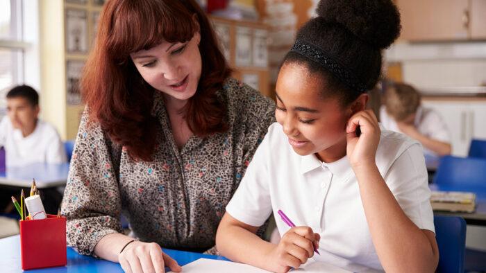 Teacher - RSE lessons